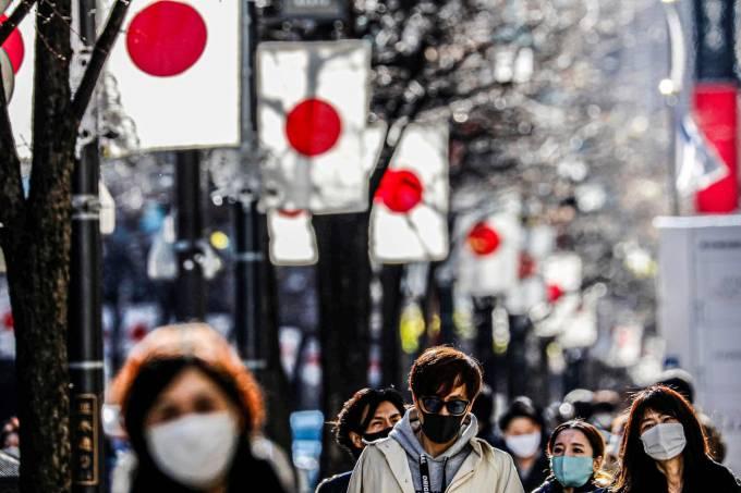 Read more about the article COVID-19: Japão declara terceiro estado de emergência em Tóquio