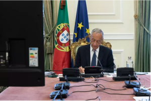 Read more about the article Marcelo ouve esta terça-feira os partidos sobre possível fim do estado de emergência