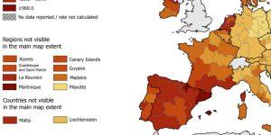 Covid-19 Portugal é já o 2.º país com mais mortalidade